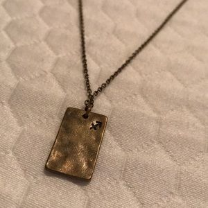 Urban Outfitters Sagittarius Necklace